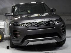 2019 Range Rover Evoque Scores 5 Stars In Euro NCAP Crash Test
