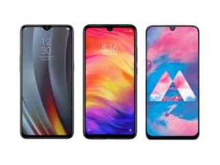 Realme 3 Pro, Redmi Note 7 Pro और Samsung Galaxy M30 में कौन बेहतर?