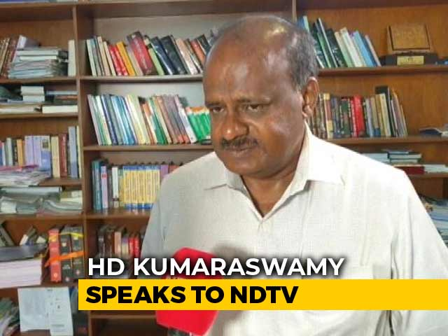 On Shivamogga Battle, HD Kumaraway Says Have Recognised And Fixed Mistake
