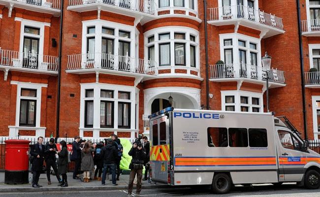 United States Seeks Extradition Of WikiLeaks Founder Julian Assange