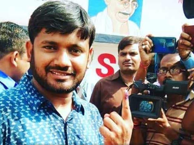 Video : பெகுசாராயில் கிரிராஜை எதிர்கொள்கிறார் கண்ணையா குமார்
