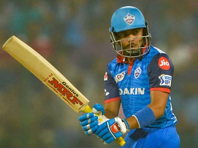 Prithvi Shaw Credits Sourav Ganguly, Ricky Ponting For Delhi Capitals Fine Form In IPL 2019