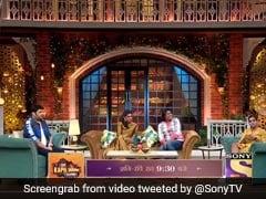 सुमोना चक्रवर्ती ने पहनी टीम इंडिया की जर्सी, तो कपिल शर्मा ने कहा कुछ ऐसा कि Video हुआ वायरल