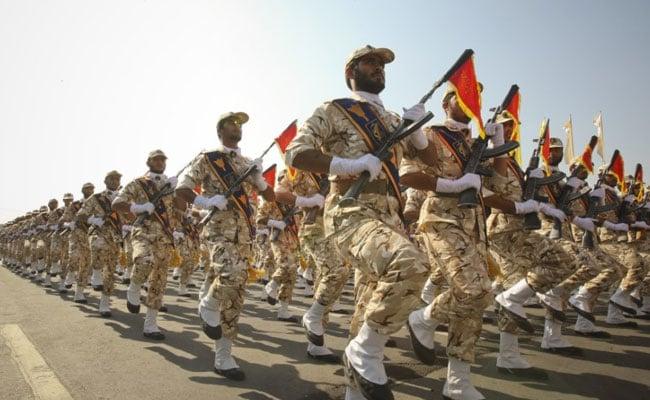 US Designates Iran's Revolutionary Guards As Terrorist Organisation
