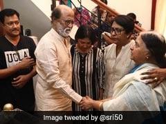 Tamil Filmmaker Mahendran's Last Rites: Rajinikanth, Kamal Haasan Pay Their Respects