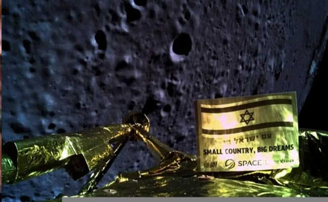 New Beresheet Mission Being Planned By Israel After Failed Moon Mission