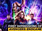 Video: First Impressions Of <i>Avengers: Endgame</i>