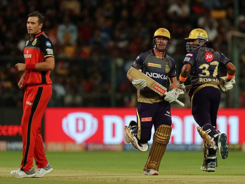 Live IPL Score, RCB vs KKR Live Cricket Score: Royal Challengers Bangalore Host Kolkata Knight Riders In Quest Of First Win