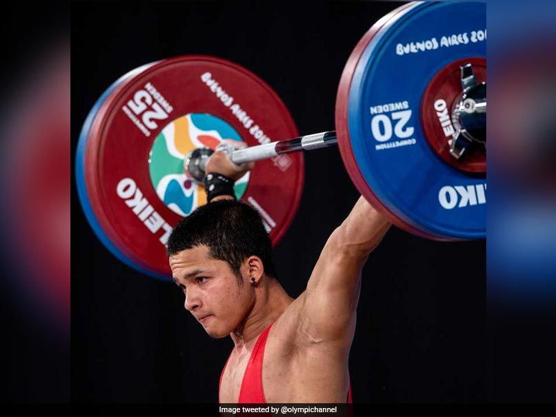 Jeremy Lalrinnunga Smashes Youth World Record, National Senior Record At Asian Weightlifting Championships