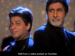 Shah Rukh Khan Or Amitabh Bachchan, Who Will Host <i>Badla</i> Party? They Are Passing The Buck On Twitter