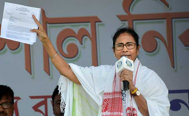 'Got 3 Crores From Sarada Owner': Mamata Banerjee Attacks Himanta Sarma