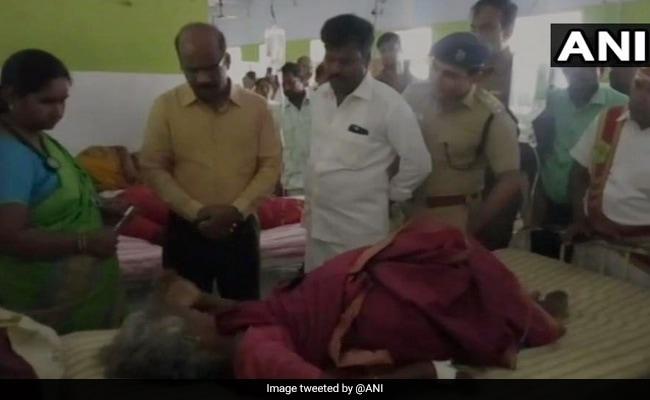 7 Devotees Killed In Stampede During Temple Festival In Tamil Nadu