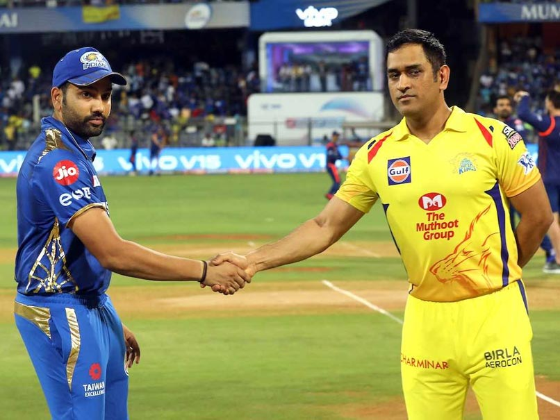 CSK vs MI: MS Dhoni