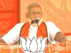 PM Modi Addresses Public Rally In Bengal's Buniadpur: Live Updates