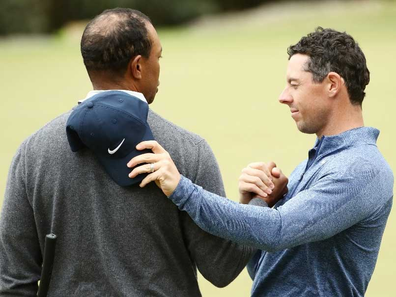Rory McIlroy Chases Career Slam At Masters While Tiger Woods Lurks