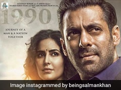 <I>Bharat</I>: Salman Khan And Katrina Kaif Are Ageing One New Poster At A Time