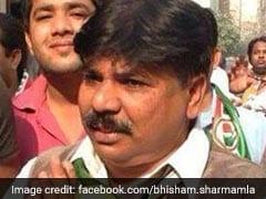 Former Congress Legislator Bhisham Sharma Joins BJP