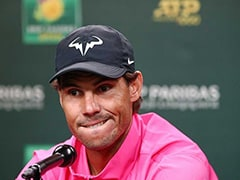 """Emotional"" Rafael Nadal Inspired By Tiger Woods"