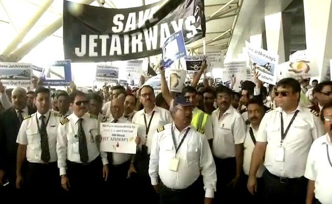 Over 500 Jet Airways Employees Seek PM Modi's Intervention To Help Them