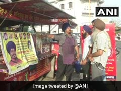 Election 2019: Ludhiana Burger Seller, Zipping Around On Scooter, Is A Poll Candidate