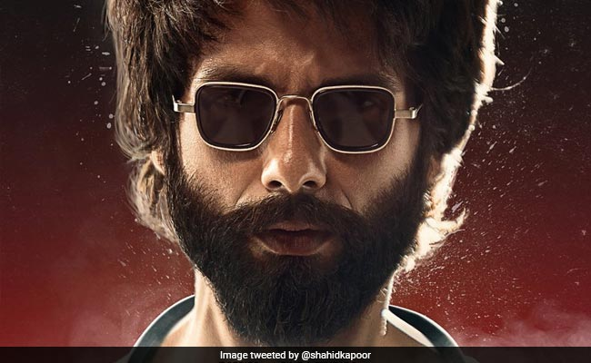 Kabir Singh New Poster: The 'Man Of Action' Shahid Kapoor Looks Intense