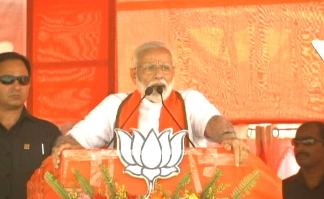 PM Modi Addresses Public Rally In Bengal's Buniadpur: Live Updates