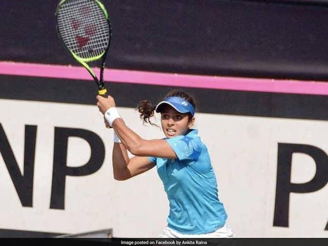 Former US Open Champion Lost To India's Ankita Raina