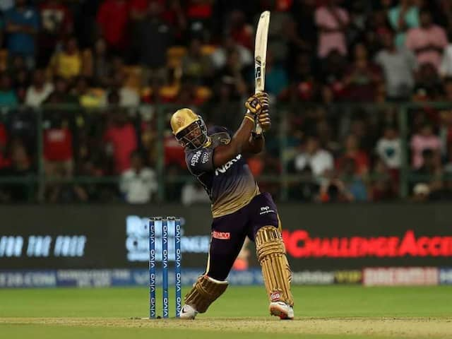 IPL 2019: Andre Russell Fireworks Power KKR To Win, RCB Lose Five In A Row