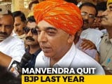 Video : In Barmer, Jaswant Singh's Son Seeks To Correct Past Wrongs