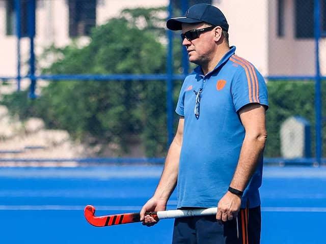 Graham Reid Appointed Indian Mens Hockey Team Coach