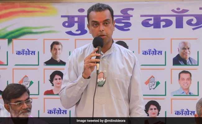 'Why Was Nikamma Absent?': Sanjay Nirupam vs Milind Deora Over A Rally