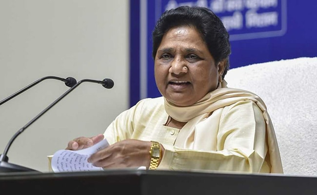 Mayawati Attacks Congress, Samajwadi Party Over Shootout In UP Village