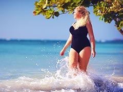 10 Stylish Swimsuits For Plus Size Women