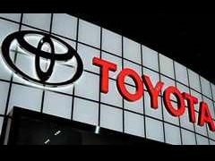 Toyota Posts 14% Rise In Second-Quarter Operating Profit As Car Sales Rise