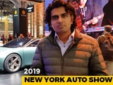 Video : 2019 New York International Auto Show