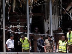 Cleric In ISIS Video Could Be Sri Lanka Suicide Attack Mastermind