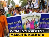 "Video : ""We Want To Break Barriers"": In Kolkata, Over 2,500 March For Change"