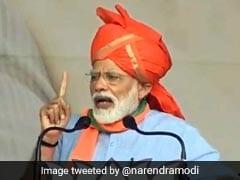 "After ""Parivar Bhakti"" Taunt, PM Modi Offers Salve To Amarinder Singh"