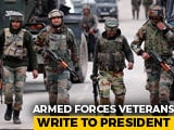 "Video : Stop Parties From Using Armed Forces For ""Agendas"": Veterans To President"