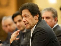 "Military Feared Being ""Sandwiched"" Between India, Afghanistan: Imran Khan"