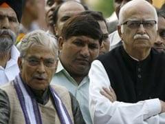 राम मंदिर ट्रस्ट के चंपत राय ने बताया, इस वजह से LK आडवाणी और MM जोशी को नहीं भेजा गया न्योता..