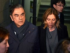 Japan Seeks Interpol Wanted Notice For Carols Ghosn's Wife: Report