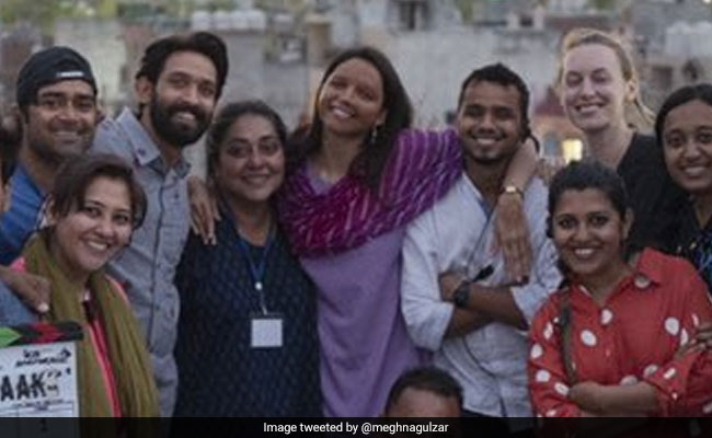 Deepika Padukone's Chhapaak Is 'Halfway Done.' See Post Wrap-Up Pics From Delhi