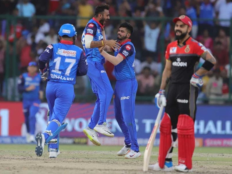 Delhi Capitals Climb To Top Of IPL Table, End RCB