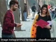 Sapna Choudhary ने कॉलेज में दिखाया ऐसा अंदाज, स्टूडेंट हो गया घायल..Video हुआ वायरल