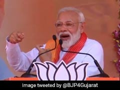 "PM Raises Pak ""Nuke Button"" During Campaign, Asks ""Is Ours For Diwali?"""