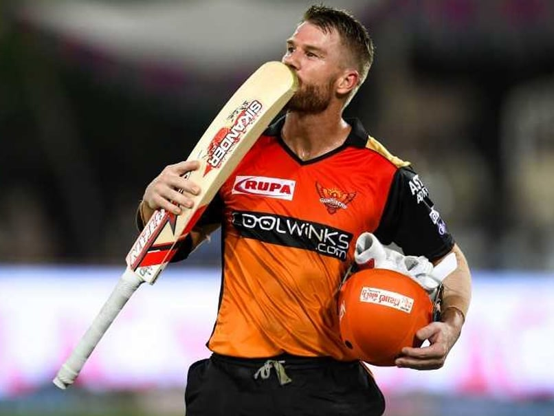 David Warner Bids Adieu To IPL 2019 With Emotional Message