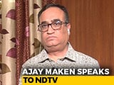 Video : AAP Shouldn't Have Insisted On Alliance In Other States: Ajay Maken