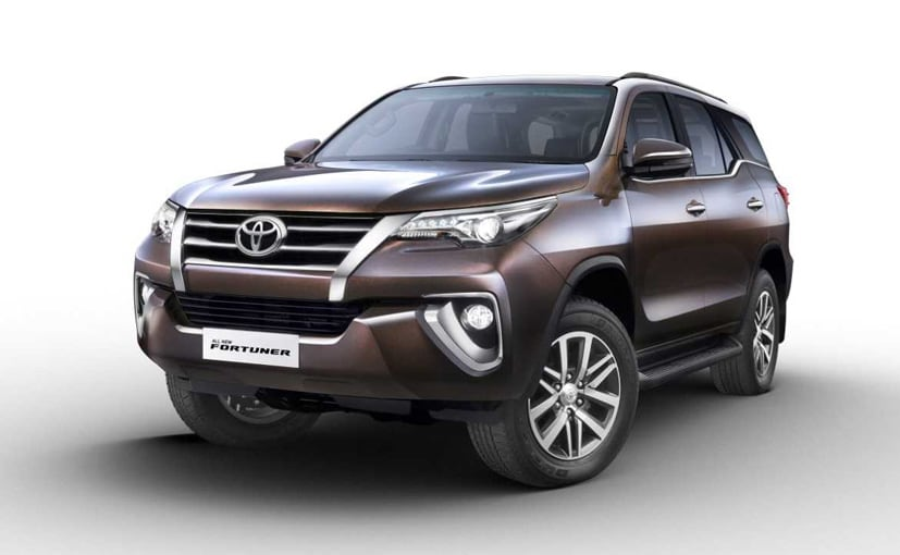 2019 Toyota Fortuner Diesel Launched In India Prices Start At Rs