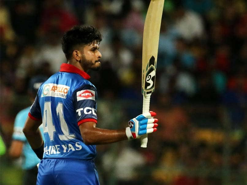 DC Ride Skipper Shreyas Iyers Knock To Hand RCB Another Loss